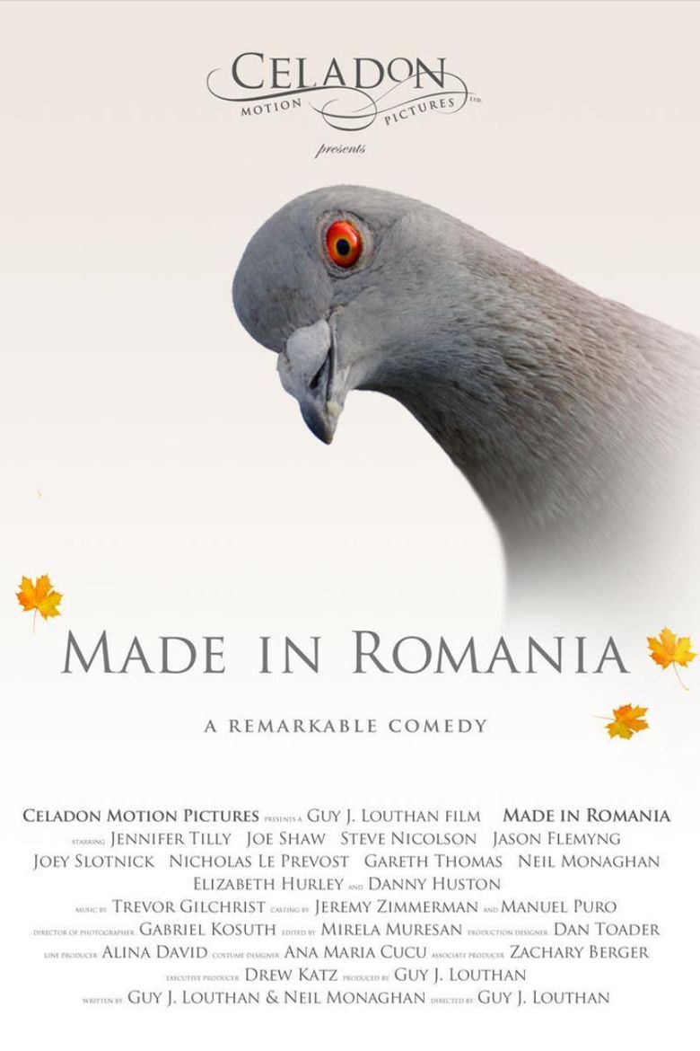 Made in Romania Poster