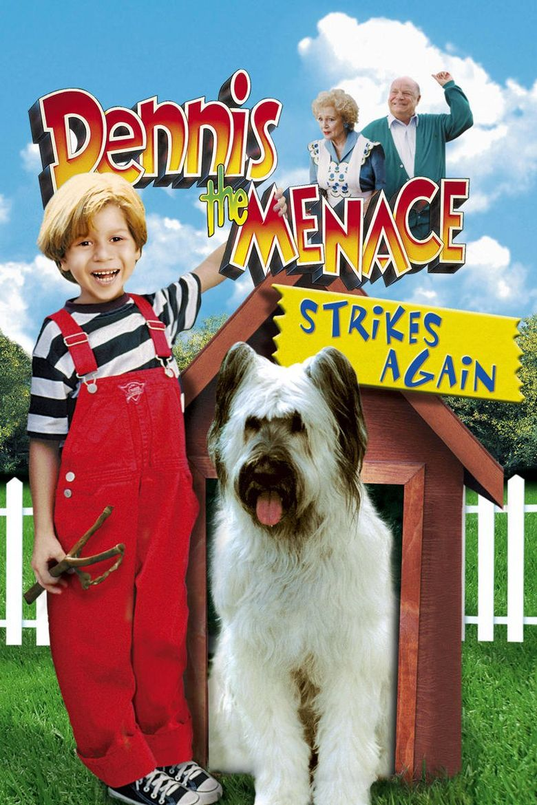 Watch Dennis the Menace Strikes Again!