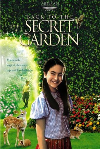 Back to the Secret Garden Poster