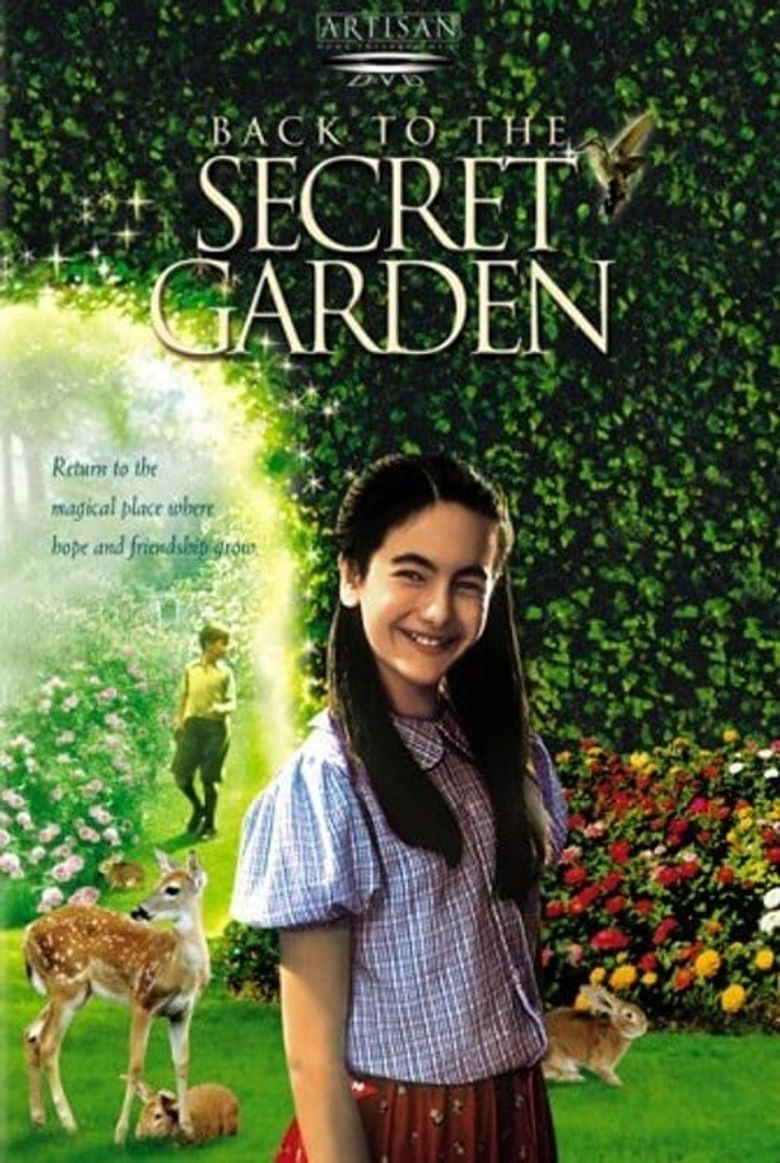Watch Back To The Secret Garden