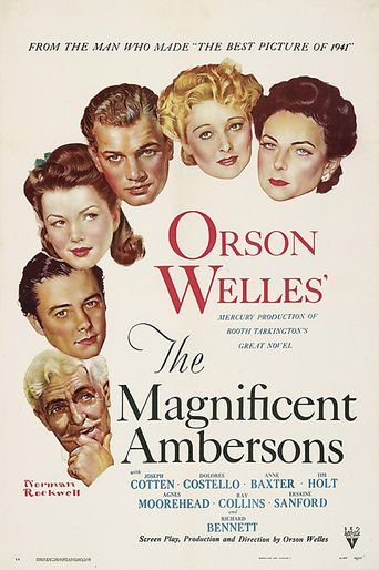 Watch The Magnificent Ambersons