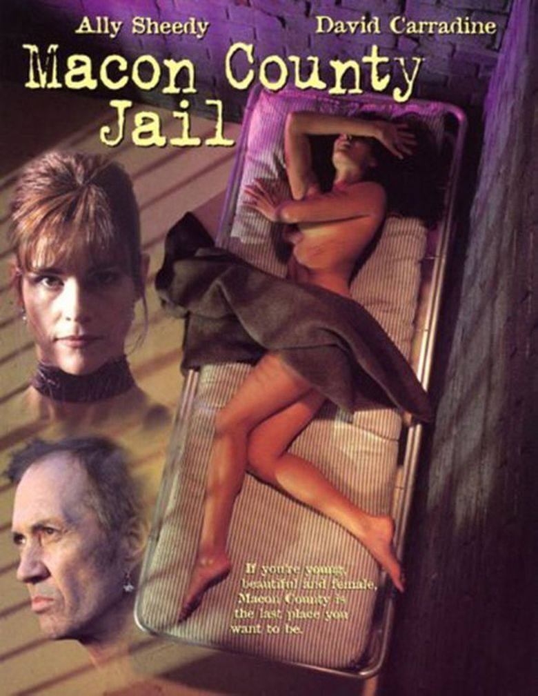 Macon County Jail Poster