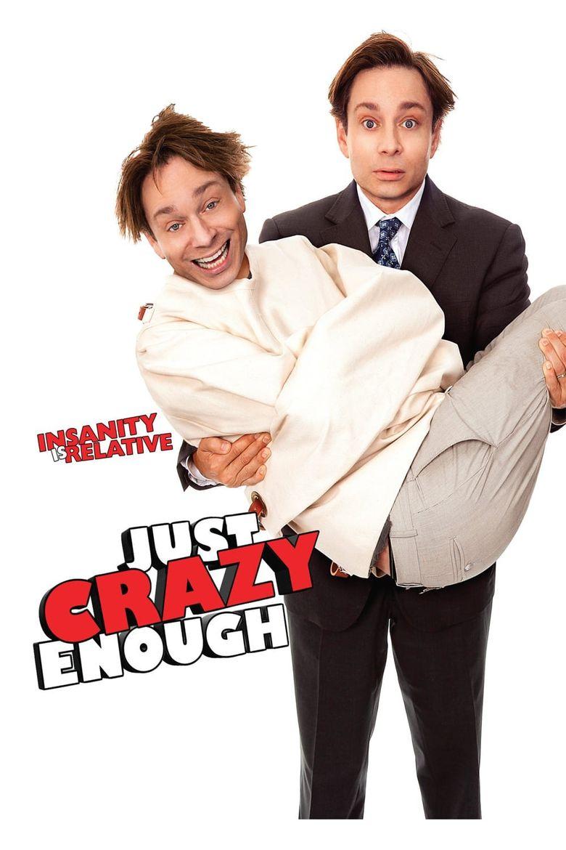 Crazy Enough Poster