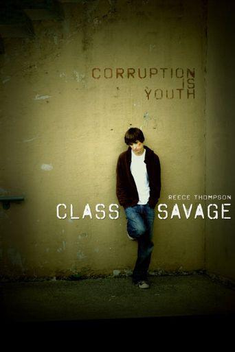 Class Savage Poster