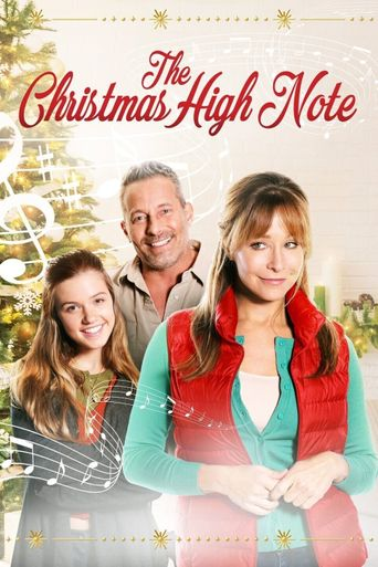 The Christmas High Note Poster