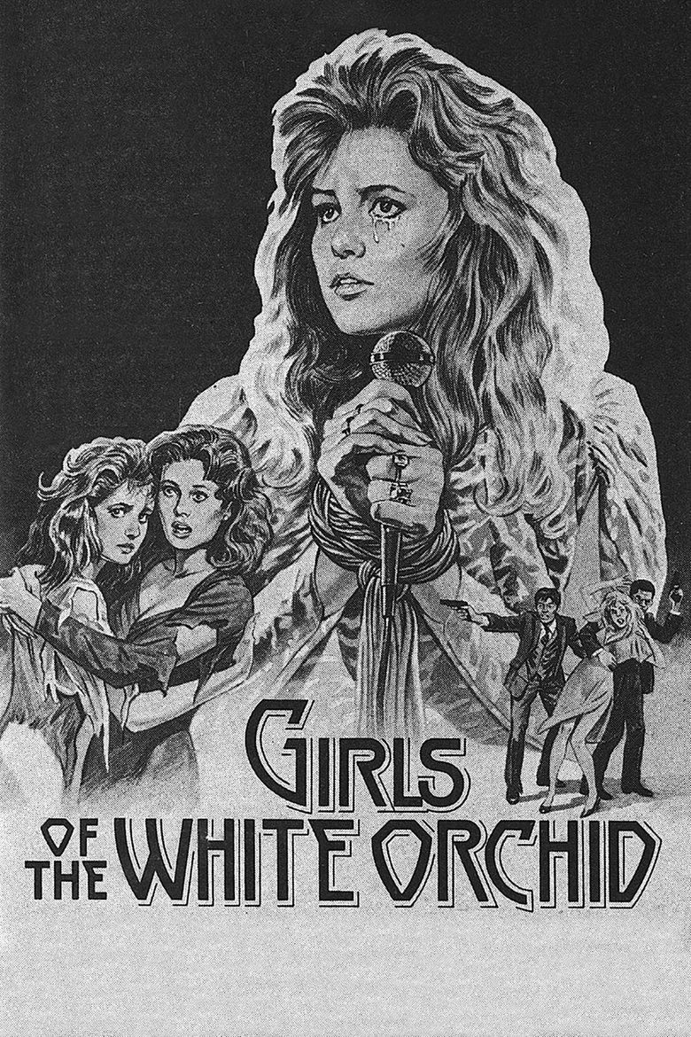 Girls of the White Orchid Poster