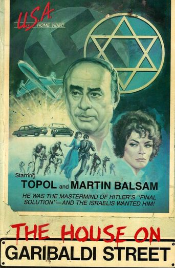 The House on Garibaldi Street Poster
