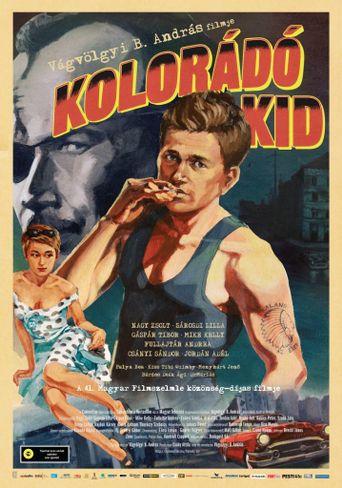 Kolorádó Kid Poster