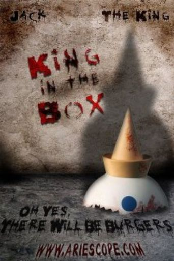 King in the Box Poster