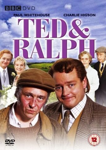 Ted & Ralph Poster