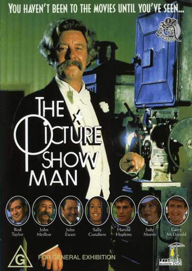 The Picture Show Man Poster