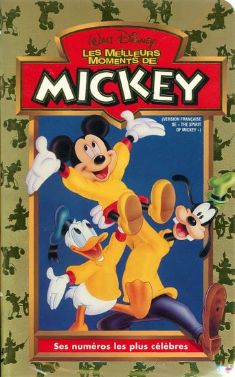 The Spirit of Mickey Poster