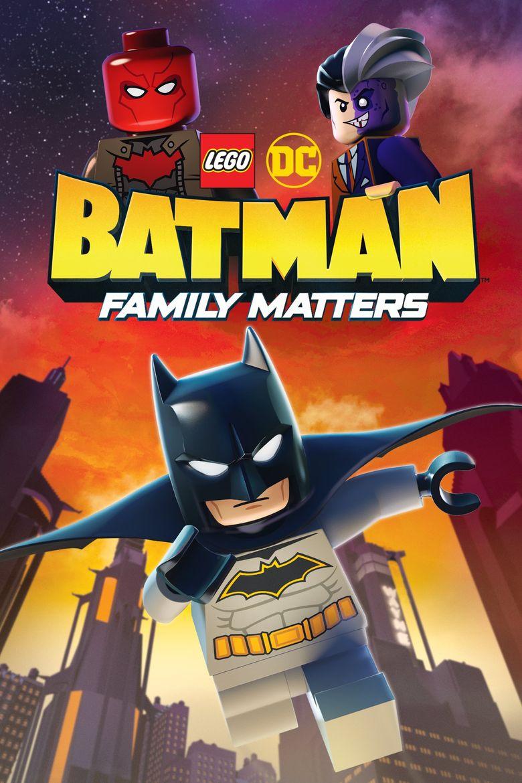 Lego DC Batman: Family Matters Poster