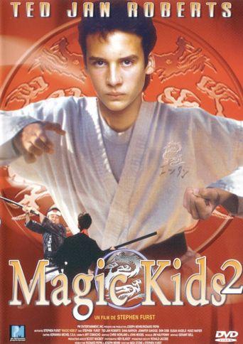 Magic Kid II Poster