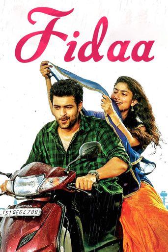 Fidaa Poster