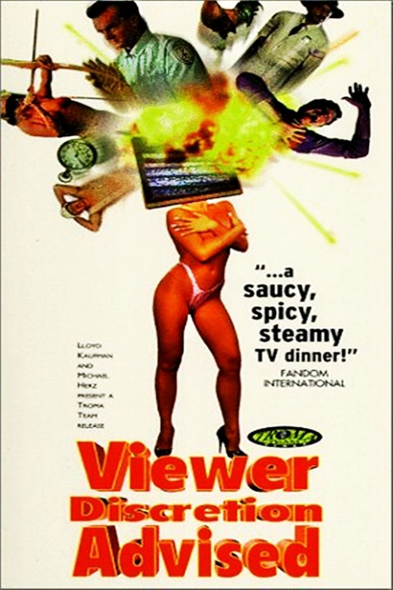 Viewer Discretion Advised Poster