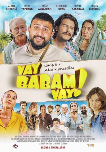 Vay Babam Vay Poster