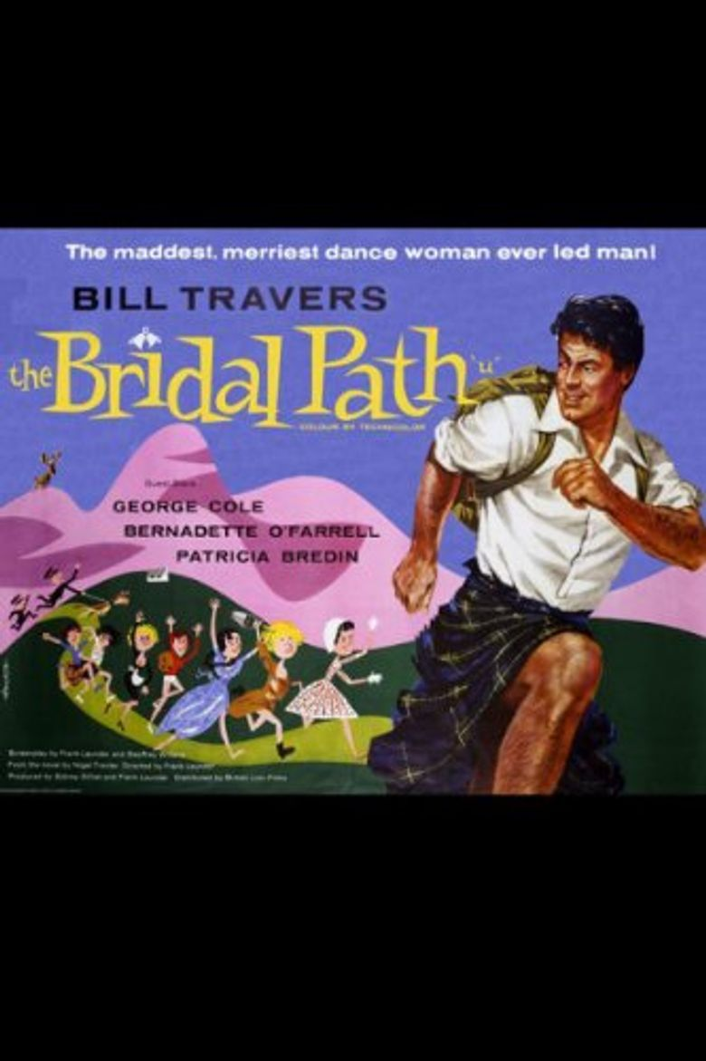 The Bridal Path Poster