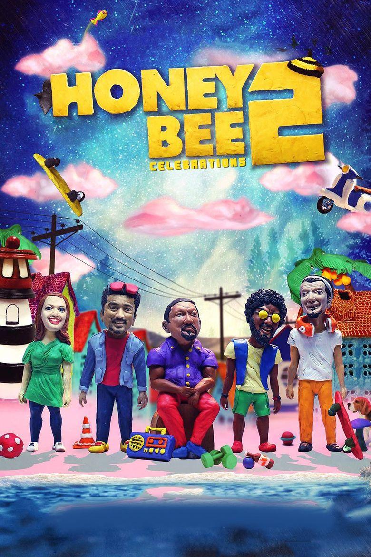 Honey Bee 2: Celebrations Poster