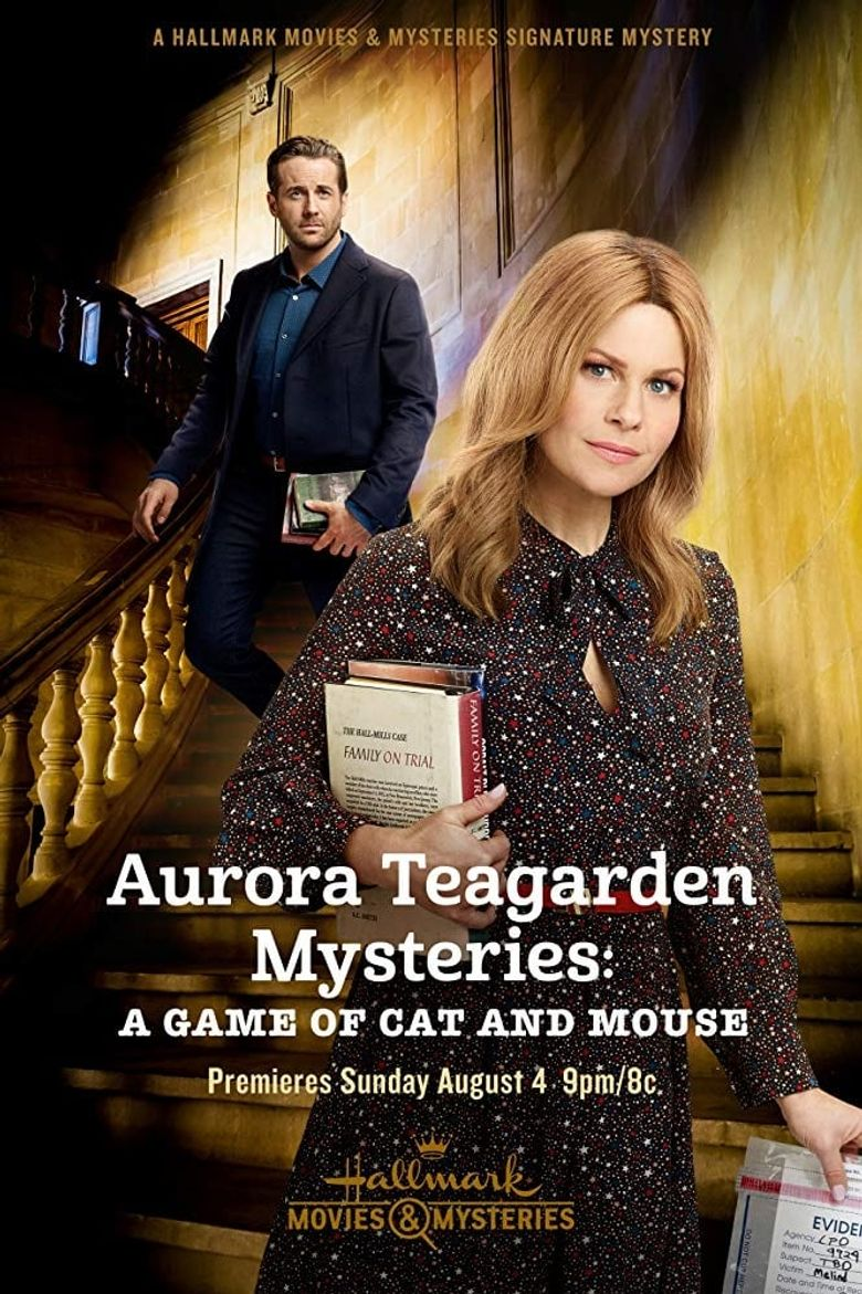 Aurora Teagarden Mysteries: A Game of Cat and Mouse Poster