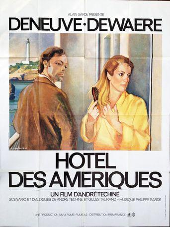 Hotel America Poster