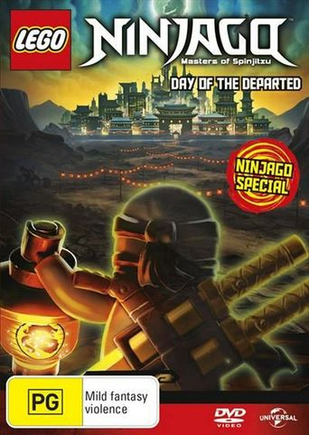 LEGO Ninjago: Day of the Departed Poster