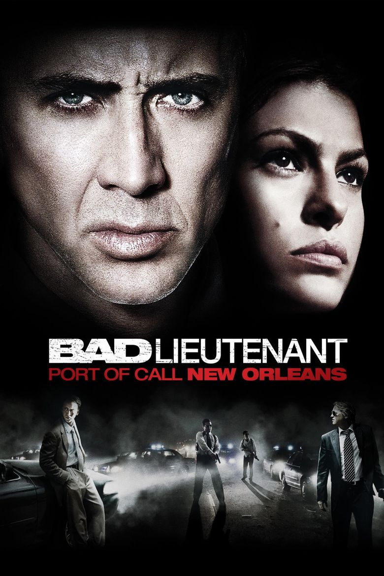 Bad Lieutenant: Port of Call - New Orleans Poster