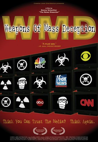 WMD: Weapons of Mass Deception Poster