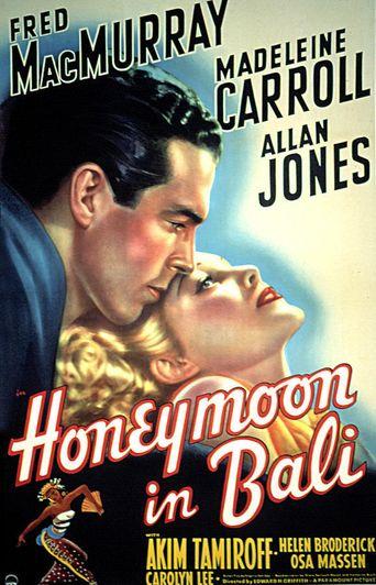 Honeymoon in Bali Poster
