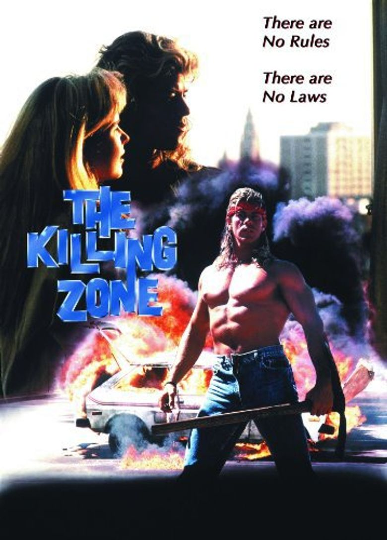 The Killing Zone Poster