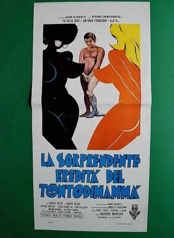 La sorprendente eredità del tonto di mammà Poster