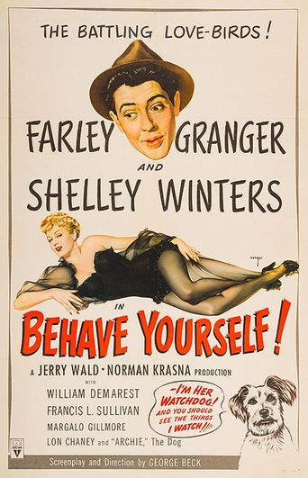 Behave Yourself! Poster