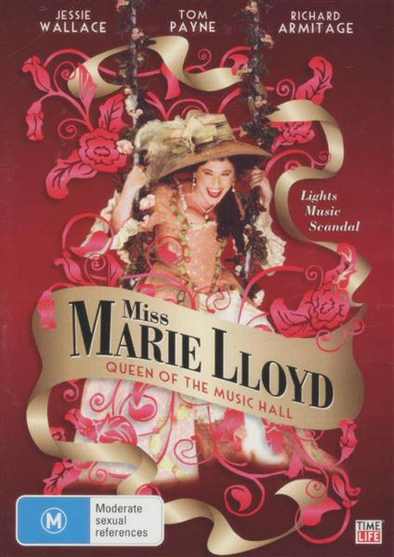 Miss Marie Lloyd: Queen of the Music Hall Poster