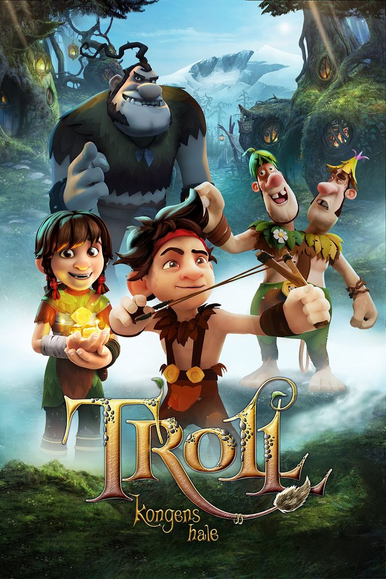 Troll: The Tale of a Tail Poster