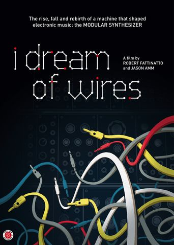 I Dream Of Wires Poster