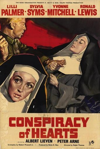 Conspiracy of Hearts Poster