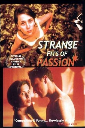 Strange Fits of Passion Poster