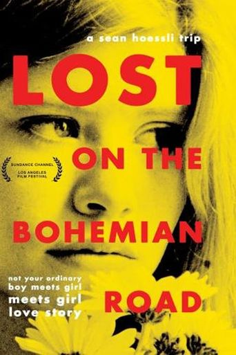 Lost on the Bohemian Road Poster