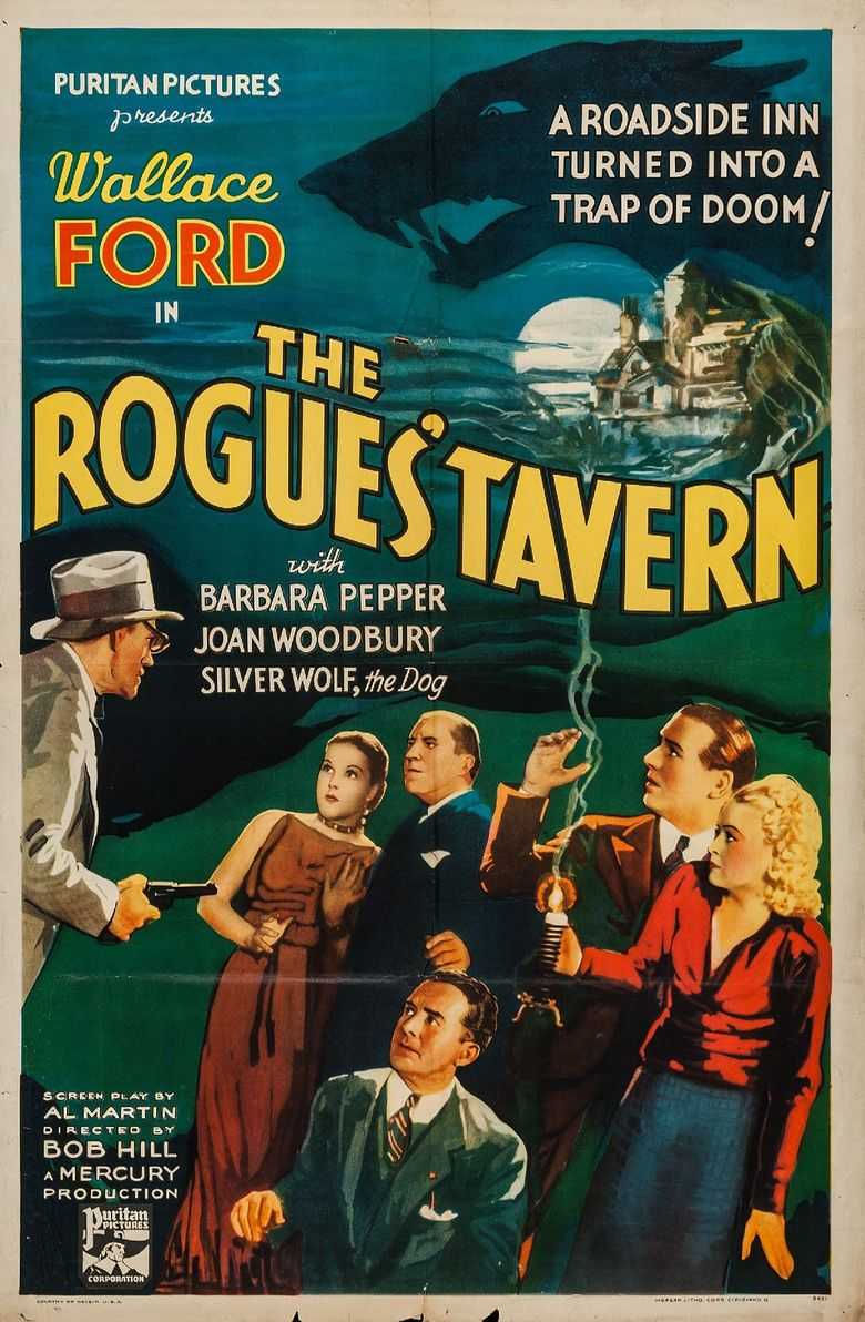 The Rogues Tavern Poster