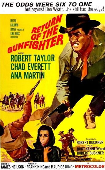 Return of the Gunfighter Poster