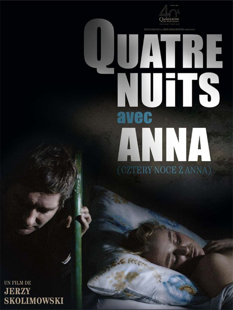 Four Nights with Anna Poster
