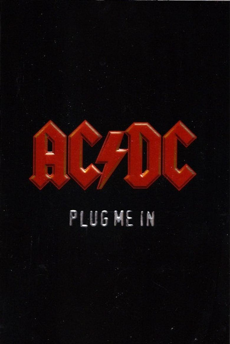 AC/DC: Plug Me In Poster