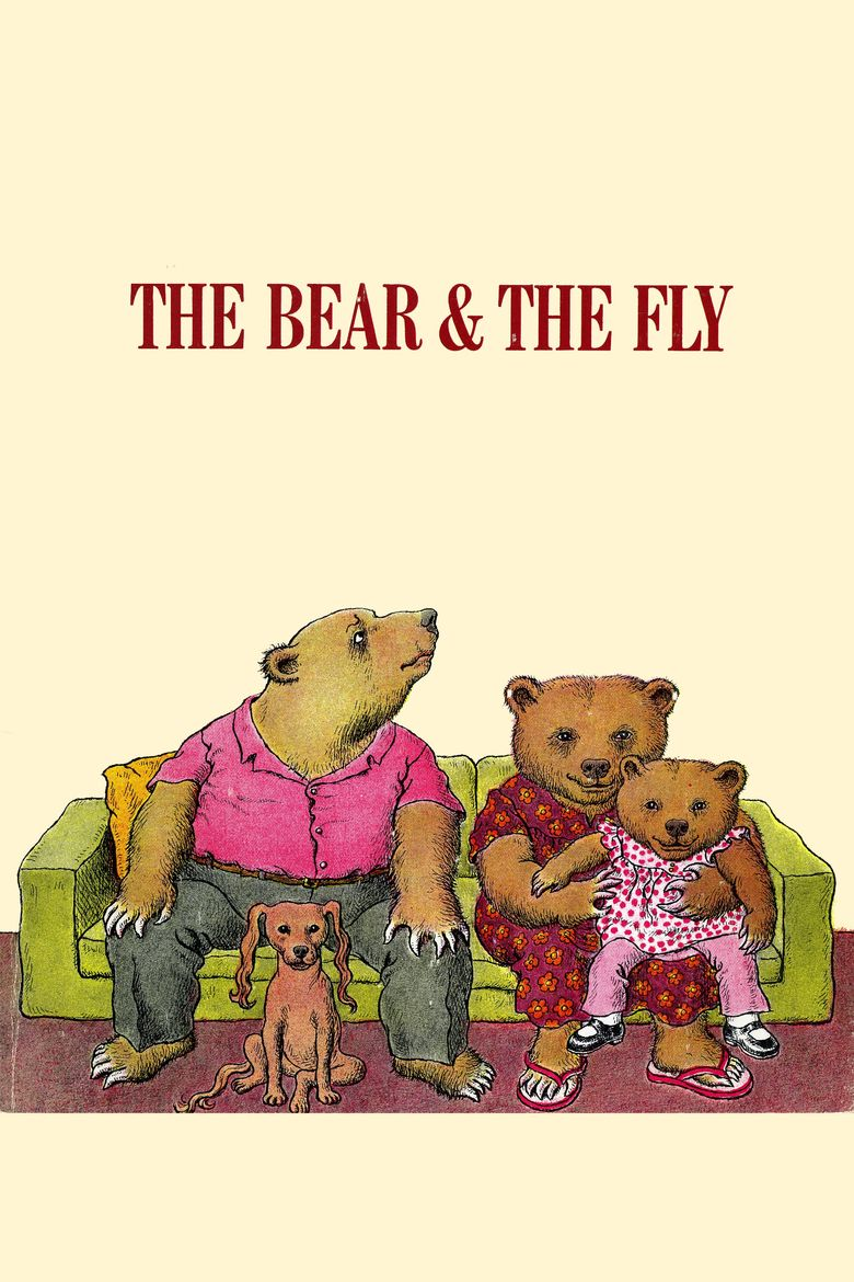 The Bear and the Fly Poster