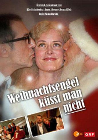 Weihnachtsengel küsst man nicht Poster
