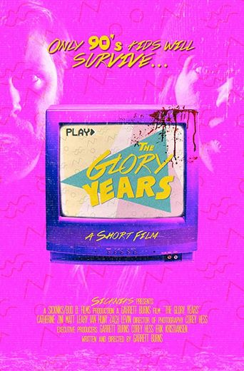 The Glory Years Poster