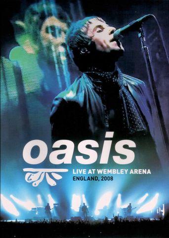 Oasis - Live at Wembley Arena Poster