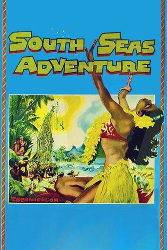 South Seas Adventure Poster