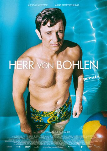 Herr von Bohlen Poster