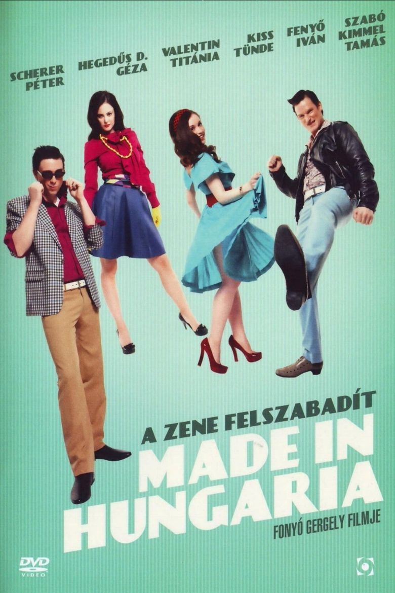 Made in Hungaria Poster