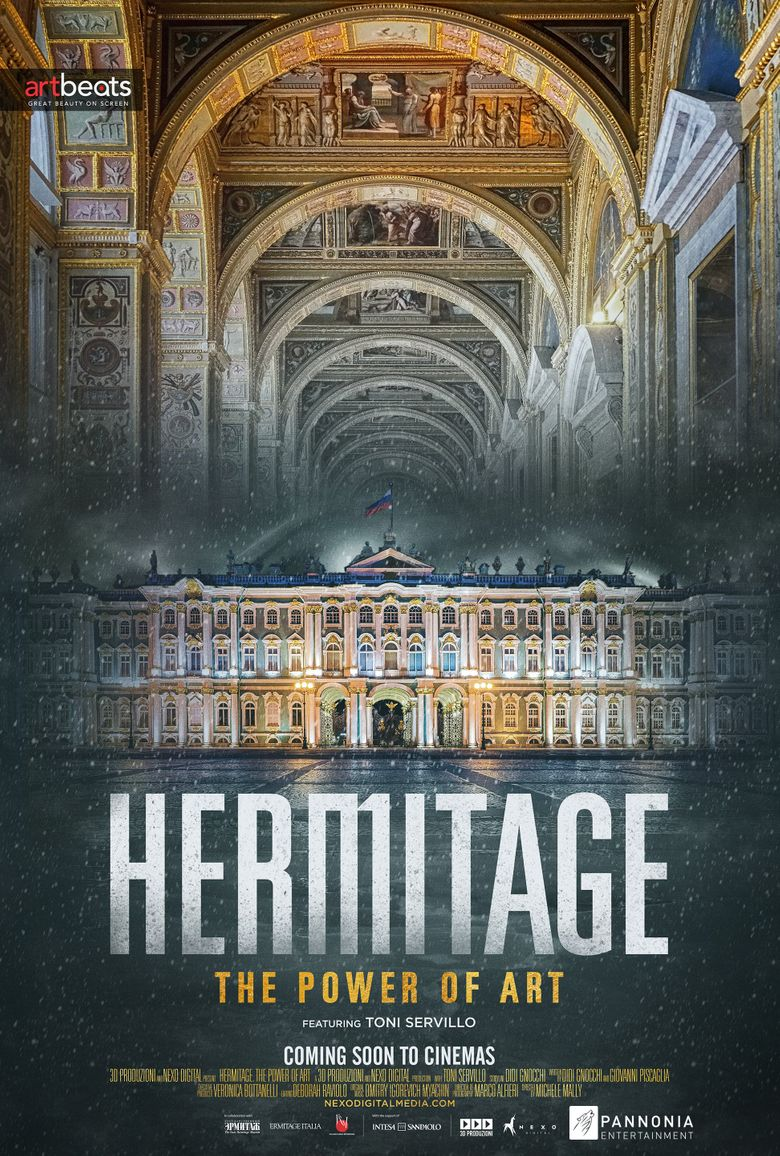 Hermitage - The Power of Art Poster